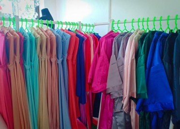 Bridal Robes and Infinity Dress in Davao City