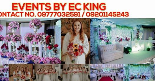 EC King Party & Catering Services/EVENTS BY EC KING updated their website address.