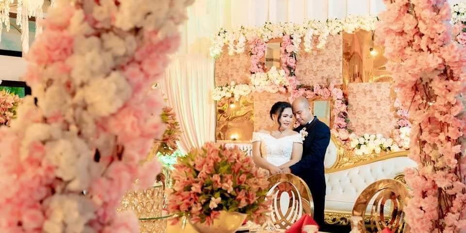 Ramil & Alma Wedding   Planner: EC King Party & Catering Services/EVENTS BY EC K...