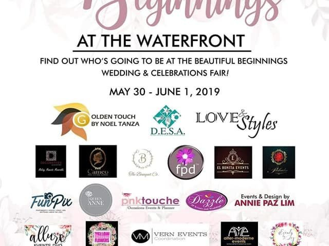 "We are pleased to invite you this year's "" Beautiful Beginnings at the..."