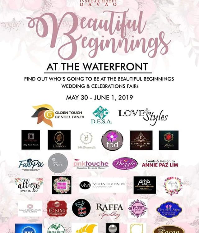 """We are pleased to invite you this year's """" Beautiful Beginnings at the..."""