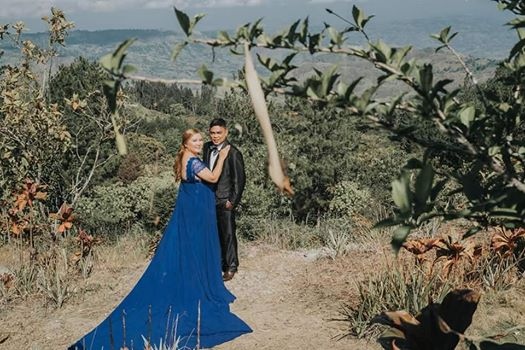 Riza and Dave Prenup Shoot   Organizer: Events by EC King by Eva Corcino  HMUA: ...