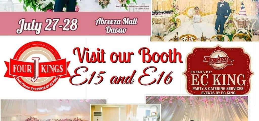 KASALAN at KOTILYON (WEDDING AND DEBUT EXPO) @ ABREEZA MALL, PLEASE visit our BO...