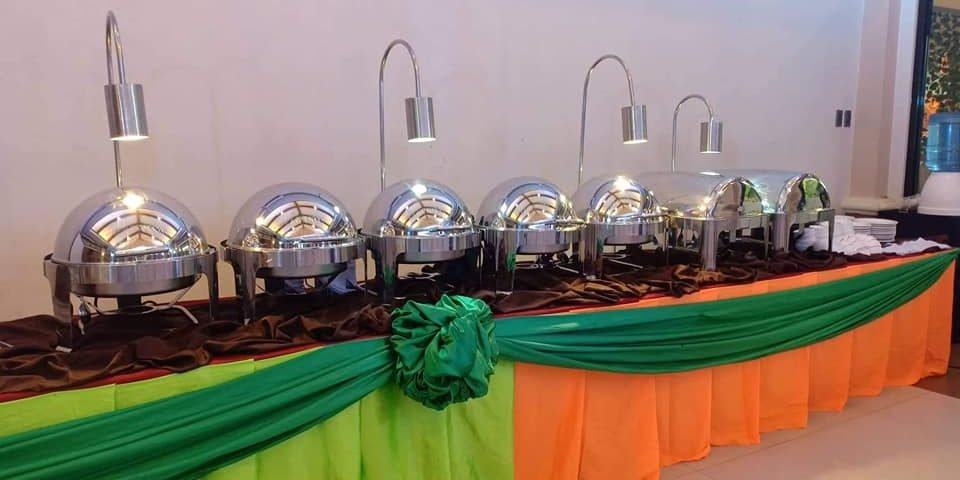 ENJOY OUR BUFFET SET UP RATES @ 200 PER HEAD MINIMUM 50 PAX DOWNTOWN AND TO...