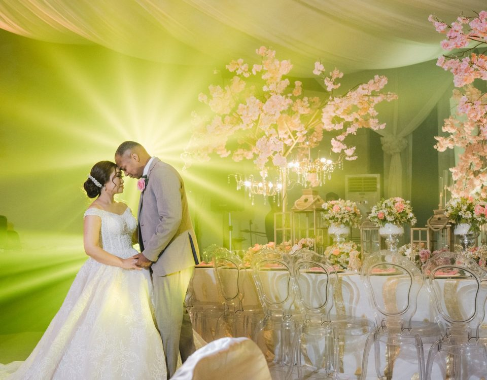Wallace + Jasmine Wedding Day Highlights  Organized by: EVENTS by EC KING l Eva ...