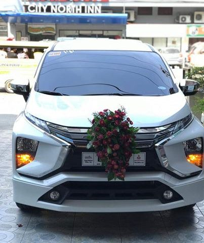 3 days consecutive bridal car xpander!thanks to kp events of sir Kyam Delacruz P...