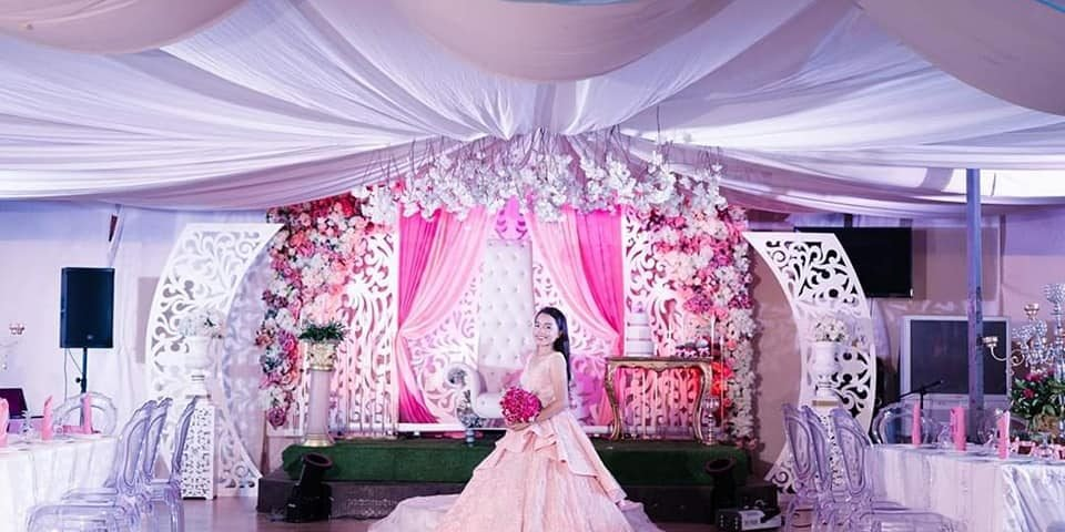 ALL IN DEBUT PACKAGE 128K for clubhouse and other function hall  BER MONTHS  ADV...