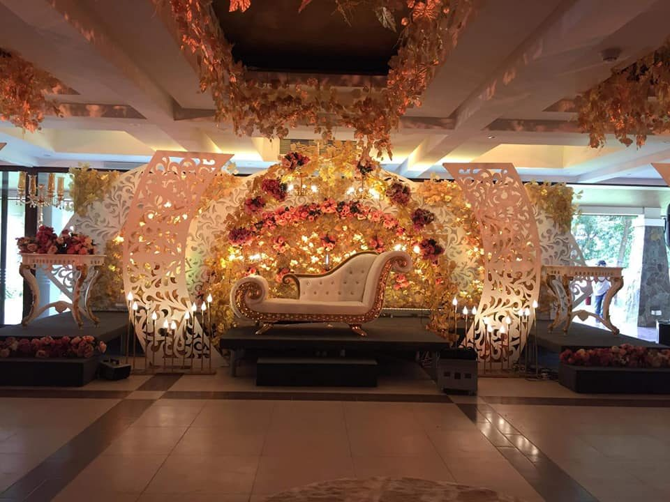 Done venue decoration @amiya clubhouse!thanks mam claireofeffortless event organ...