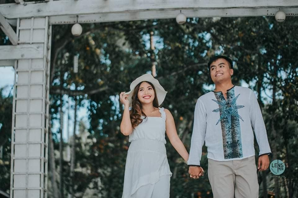 Engagement session JAKE MAR  WAGA & KARESH MARIE GARCIA!  October bride &amp...