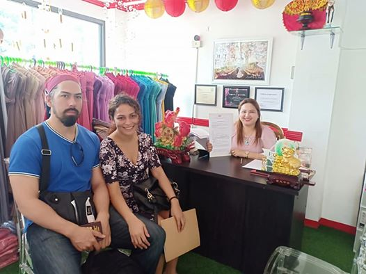 Our second clients today availing our all in promo package birthday treat packag...
