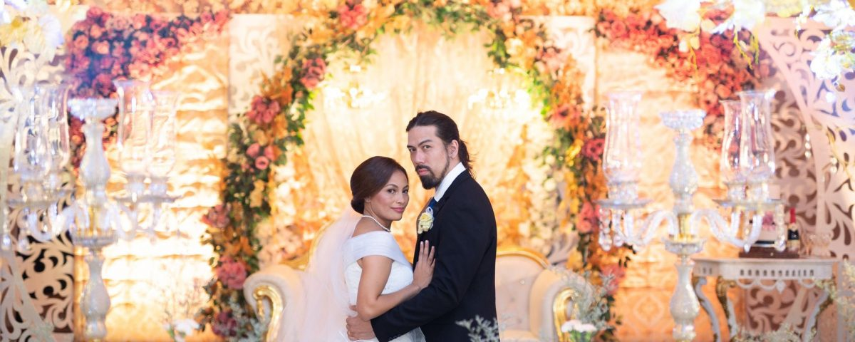 TERESITA + LOUIS WESLEY Wedding Highlights  Organized by: Events by EC King l Ev...