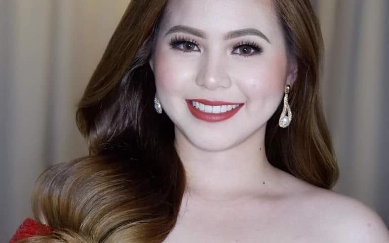 EDSELLE @ XVIII APO VIEW HOTEL BALLROOM B   MakeUp by James Diaz  EC King P...