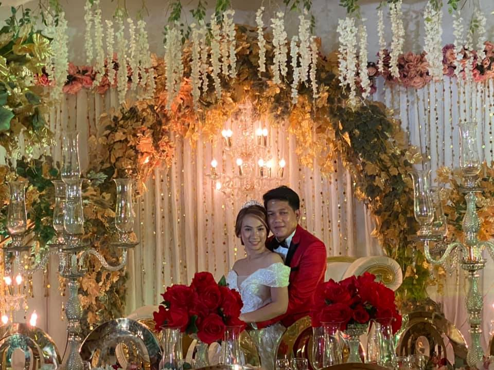 Vanessa & George wedding  Untouched pictorials   Of a newly wed couple   Organiz...