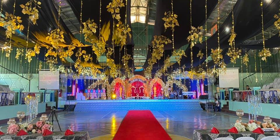 JUNIOR'S BALL@  Saint Peter's College of Toril spct gym!  Thanks for trusting us...