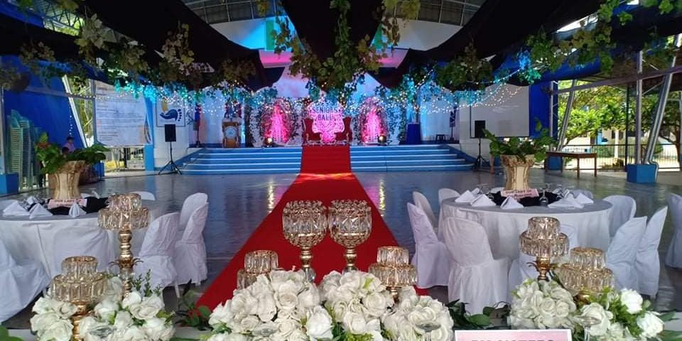 LAST EVENT SENIORS BALL HOLY CROSS OF MINTAL! 02242020.thanks din mam nkaya lmg ...