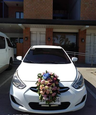 Ready for bridal car of kp events by sir Kyam Delacruz Parallon everyday booking...