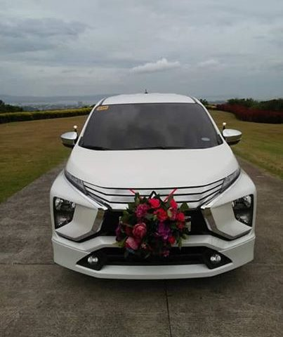 Bridal car on duty thanks to kp events of sir Kyam Delacruz Parallon for the boo...