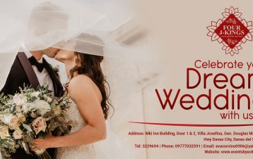 Celebrate your DREAM WEDDING with us  Address: Mki Inn Building, Door 1 & 2, Vi...