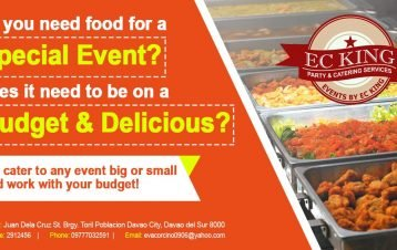 Do you need food for a special Event?  Does it need to be on a budget and delici...