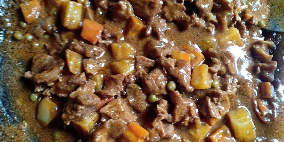 Pre order for monday april 27,2020 delivery time 9:30 am to 12 noon!   Beef cald...