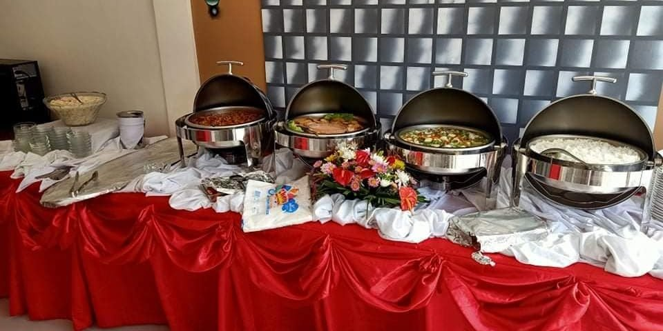Office blessings today thanks to mam roselyn tabay for catering with us!   Small...