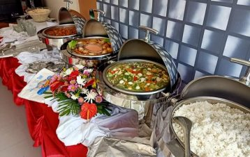 For intimate wedding and  debut/birthday   at 25 to 30 pax promo for catering av...