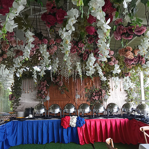 The Best wedding catering in Davao