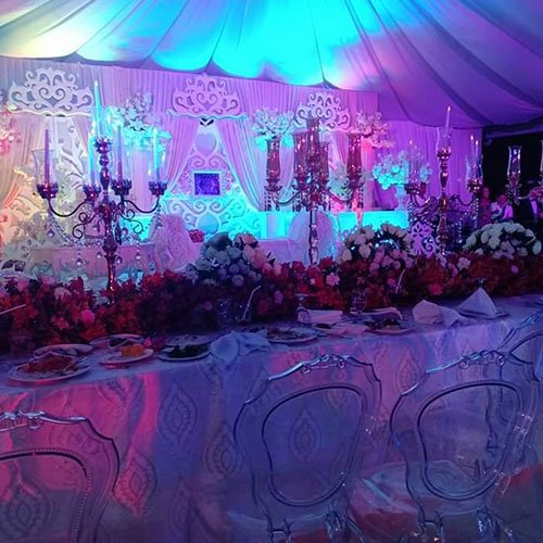 Wedding tables and chairs in Davao