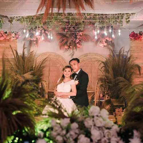 Best Wedding and debut Stylist Davao